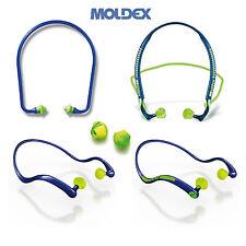 Moldex Banded EarPlugs WaveBand 1K, 2k, Jazz-Band Pura band 6600 Replacement Pod