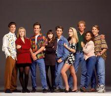 "Luke Perry, Jennie Garth / Cast [Beverly Hills 90210] 8""x10"" 10""x8"" Photo 60477"