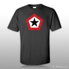 Indonesian Air Force Roundel T-Shirt Tee Shirt Free Sticker TNI–AU Indonesia IDN