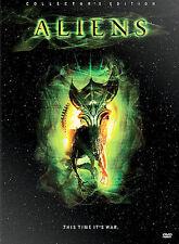 Aliens (DVD, 2004, 2-Disc Set, Collectors Edition)