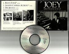 JOEY DE FRANCESCO Story Thus far 3 TRK Sampler PROMO DJ CD Defrancesco 1991