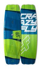 2017 CrazyFly Raptor Kitesurfing Board - Freeride Freestyle Kiteboard