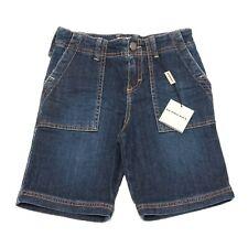 8119G bermuda jeans blu bimbo BURBERRY pantanloni trousers shorts kids