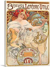 Wall Art Decorative Pete Bere Lefevre Utile biscuits Advertisement POSTER 6205