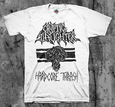 CRYPTIC SLAUGHTER 'Hardcore' T shirt DRI COC thrash