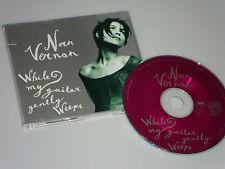 Nan Vernon while My Guitar Gently Weeps CD MAXI 1993 con la Cina & Olympia RAR