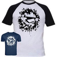 Star Wars Stormtrooper Inspirado Camiseta Graffiti original diseño serigrafiado