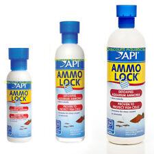 API Ammo Lock Detoxifies Neutralises Ammonia Instantly Protects Fish