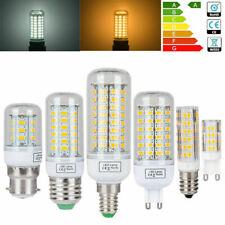 E14 E27 G9 B22 5730 LED Glühbirne Birne Mais Licht Leuchtmittel 9W 12W 15W Lampe