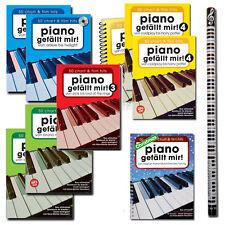 Piano gefällt mir ! 50 Chart und Film Hits mit PIANO-BLEISTIFT