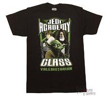Star Wars Movie Jedi Academy Class Adult T Shirt