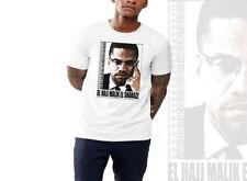 Black History Month T-Shirt African Malcolm X Angela Davis MLK Mandela XVIII new