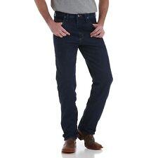 Wrangler TwentyX Style 22 Stone Dark Men's Relaxed Fit Western Jeans (22MWXSN)