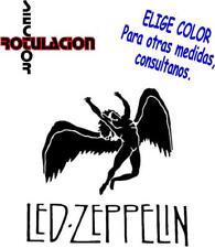 ref1557 - Led Zeppelin Heavy Metal ROCK BAND PEGATINA VINILO STICKER ADHESIVO
