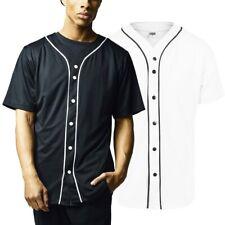 Urban Classics - MESH BASEBALL Sports Shirt Jersey Trikot