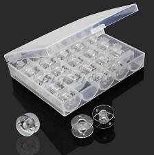 Sewing Machine Box Bobbin Cases Organizer Spools for Janome Storage 2 Color JJ