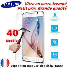 Vitre film de protection d'écran en verre trempé SAMSUNG Galaxy ++ 70 Modèles !!