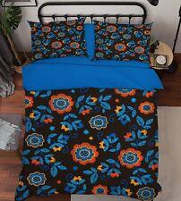 3D Flower Art 45 Bed Pillowcases Q 00004000 uilt Duvet Cover Set Single Queen King Au Cobb