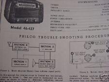 HUGE  1919 to 1953 PHILCO Radio SERVICE MANUAL BIBLE CD w/ RCA Radio Course CD