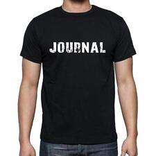 journal, t-shirt pour les hommes, chemise, cadeau, tshirt avec des lettres