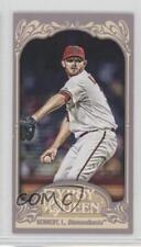 2012 Topps Gypsy Queen Mini #71.1 Ian Kennedy (Glove Showing) Baseball Card