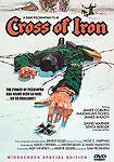 Cross of Iron Widescreen Special Edition World War 2 WWII Sam Peckinpah DVD Rare