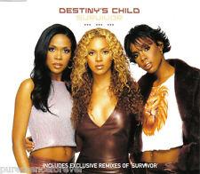 DESTINY'S CHILD - Survivor (UK 3 Track CD Single Pt 1)