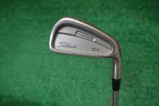 Titleist  804 OS Regular Flex Single Iron 4 Iron  Steel Shaft 0268791 Used Golf