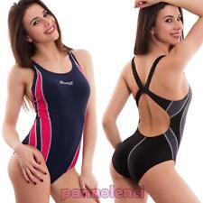 Traje de baño de mujer todo piscina moda de baño deporte nuevo nuevo FH-81