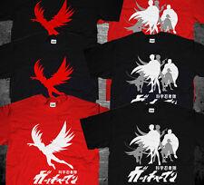 New Japan Classic Superheroes Tatsunoko Gatchaman Battle of the PlanetsT-shirt
