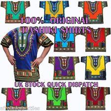 Dashiki Afro Hippie Boho Messicano Gringo Poncho tribale unisex T-shirt Festival