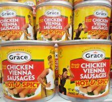 3 Grace Chicken Vienna Sausage!