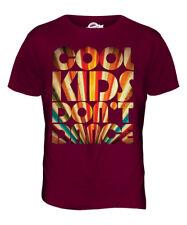 COOL KIDS DON'T DANCE MENS T-SHIRT TEE TOP GIFTFUNNY CLUB