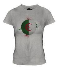 Argelia FÚTBOL Señoras Camiseta Camiseta Top Copa Mundial de regalo Sport