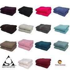 LUSSO 100% Cotone Egiziano 550gsm Asciugamano da bagno, Bagno Foglio, XTRA fogli di grandi dimensioni