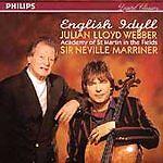 English Idylls Julian Lloyd Webber Marriner (CD, Dec-1994, Philips)