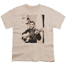 Elvis Presley Kids T-Shirt In Studio Cream Tee