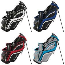 "Ben Sayers Golf DLX Stand Bag New Carry Bag 14 Way Top 8.5"" Divider Dual Strap"