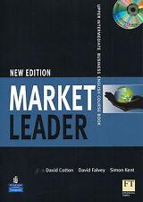 Longman MARKET LEADER Upper-Intermediate NEW Edt Business English Course Book @N