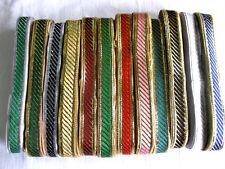 13 mm breit B 109 2m Borte //1,25€ pro Meter//  in  verschiedenen Farben