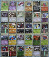 Pokemon TCG HGSS: Undaunted Holo, Rare, Uncommon & Common Cards [Part 1/3]