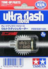 Tamiya 15307 1/32 JR Mini 4WD Tune Up Parts Ultra-Dash Motor 24000RPM@2.4V