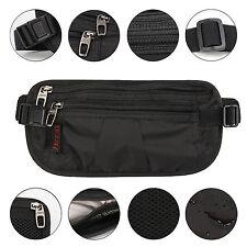 Unisex Travel Handy Hiking Sport Running Bum Bag Fanny Pack Waist Belt Zip Pouch