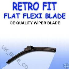 Retro fit Plat Aero Essuie-glace 13 pouces avant ou arrière
