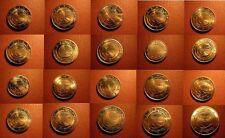 2 euro pièce commémorative 2009 EMU , WWU  neuve LUXEMBOURG, PORTUGAL, FINLAND ,
