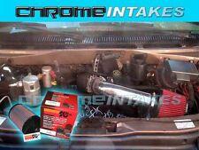 97 98 99 00 01 02 03 04 05 Chevy Astro Van 4.3 4.3L V6 AIR INTAKE+K&N