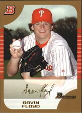 2005 Bowman Gold Baseball Card #'s 1-250 - You Pick- Buy 10+ cards FREE SHIP