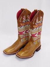 Women's Macie Bean Artesia Serape/Whiskey Bent Boots, Style M9080