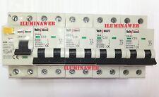 Automatico Interruptor Magnetotermico 2 Polos 6KA 10A 16A 20A 25A VoltiMerc
