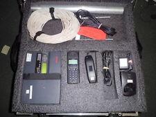 NERA World Communicator Antenna Unit Fixed Dish, Modem, Siemons Gigaset 3000